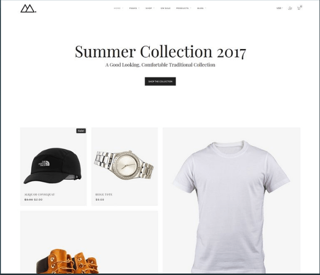 Screenshot_11 - Mira Minimal WooCommerce Shop Theme [year]