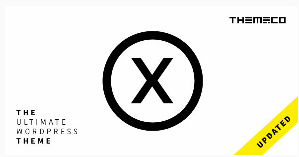 Screenshot_4 - X The Wordpress Theme
