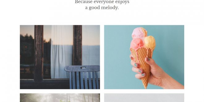 15 - 20 Free Minimalist WordPress Themes for Blogs, Portfolio Websites