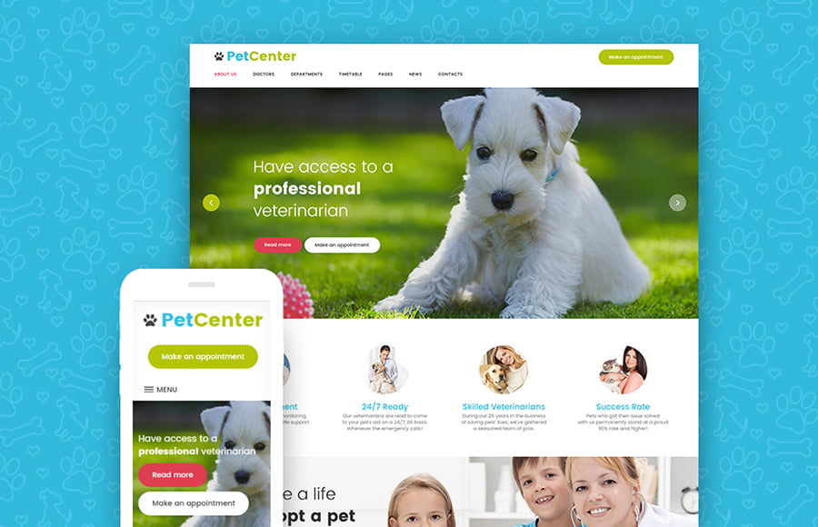 62035-big - 10 Marvelous Animals & Pets WordPress Themes