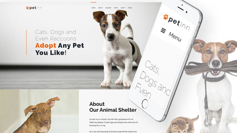 10 Marvelous Animals & Pets WordPress Themes