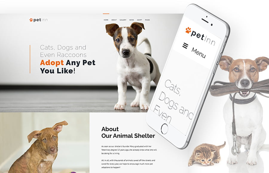 62483-big - 10 Marvelous Animals & Pets WordPress Themes