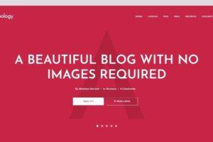 13 Fresh Minimalistic WordPress Blog Themes of 2018