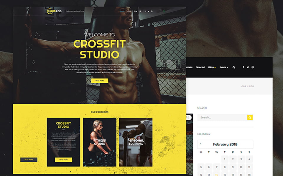 67404-big - 10 Sport & Healthy Lifestyle WordPress Themes