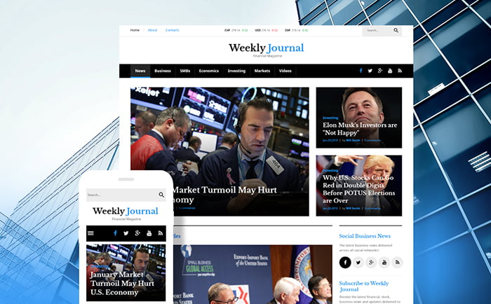58497-big - 11+ Best Wordpress Themes for News Website [year]