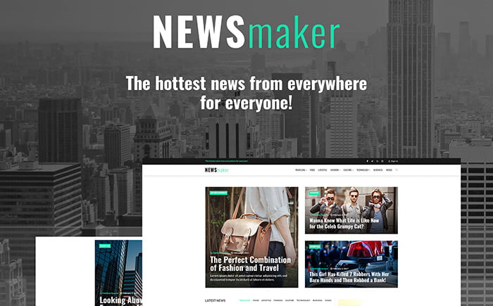 65370-big - 11+ Best Wordpress Themes for News Website [year]