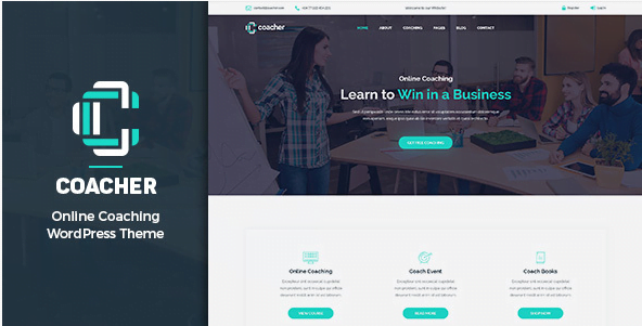 Screenshot_3 - 15+ Best Rated Education WordPress Themes