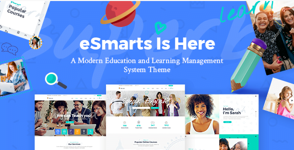 Screenshot_5 - 15+ Best Rated Education WordPress Themes