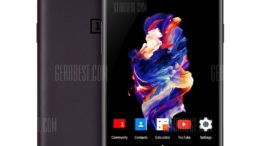 OnePlus 5OnePlus 5 4G Phablet 5.5 inch