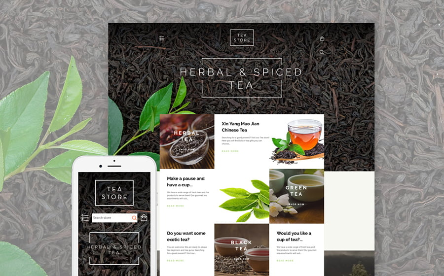 58028-big - Top 10 food shopify responsive shopping themes [year]