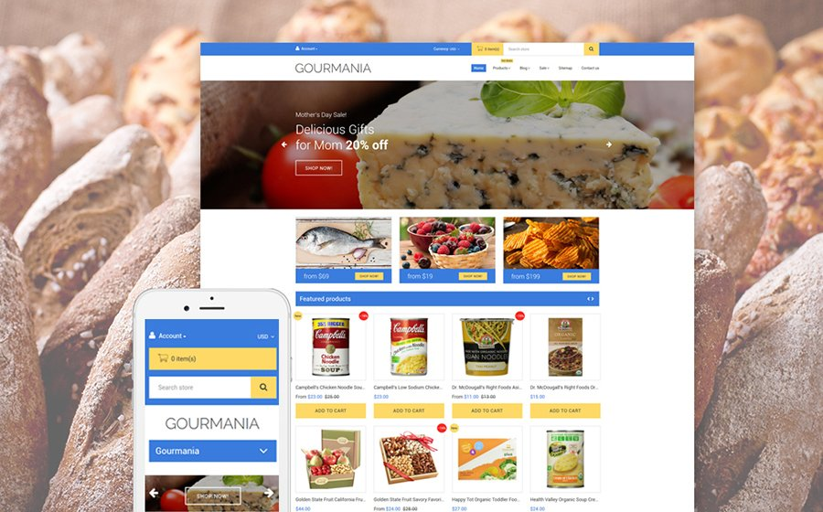 58945-big - Top 10 food shopify responsive shopping themes [year]