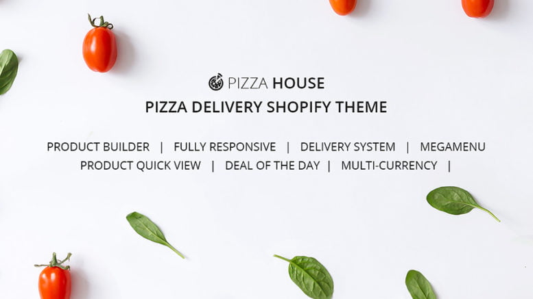 Top 10 food shopify responsive shopping themes 2018