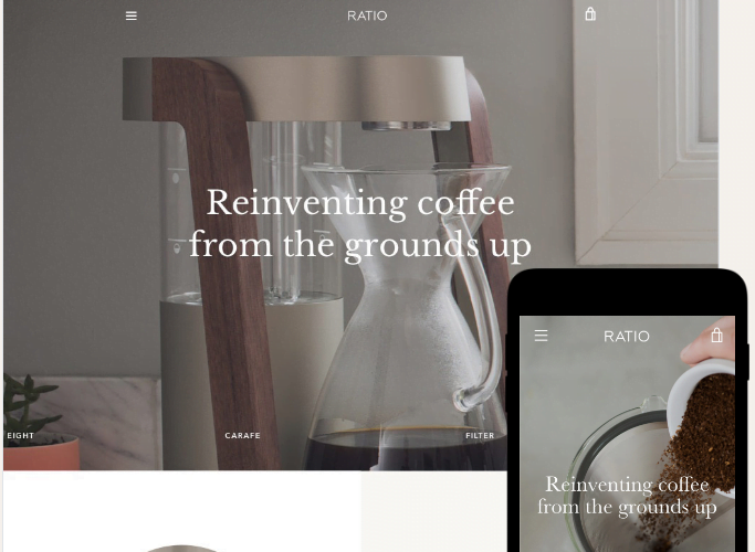 Narrative - 30+ Design & Photography Shopify Shopping Themes