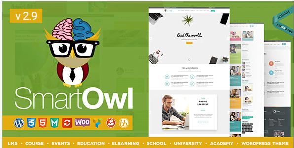 Screenshot_14 - 30+ Top Rating Education WordPress Themes 2018