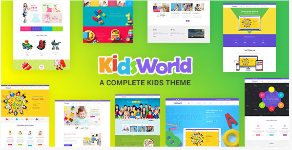 Screenshot_15 - 30+ Top Rating Education WordPress Themes 2018