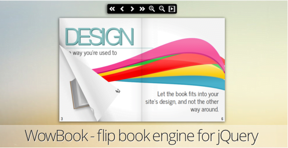 Screenshot_18 - 30+ Top Flipbook jQuery Plugins