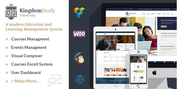 Screenshot_2 - 30+ Top Rating Education WordPress Themes 2018