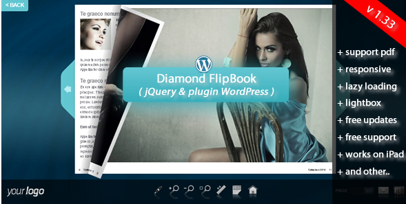 Screenshot_25 - 30+ Top Flipbook jQuery Plugins