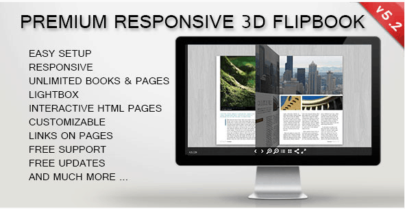 Screenshot_28 - 30+ Top Flipbook jQuery Plugins
