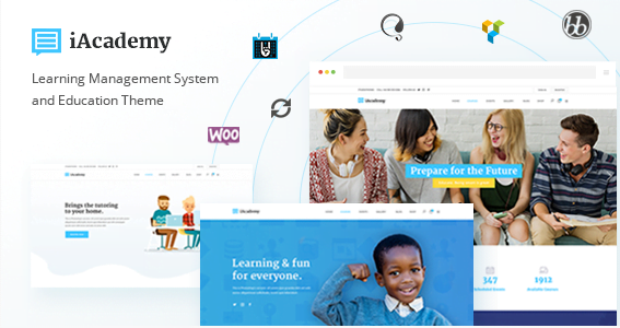 Screenshot_6 - 30+ Top Rating Education WordPress Themes 2018