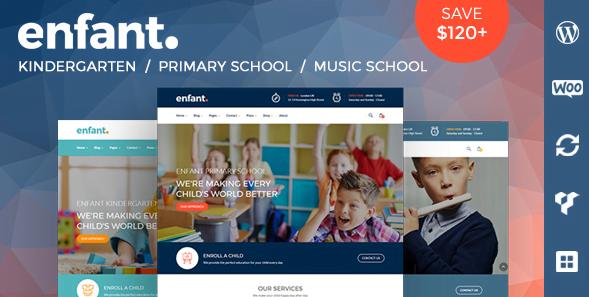 Screenshot_7 - 30+ Top Rating Education WordPress Themes 2018