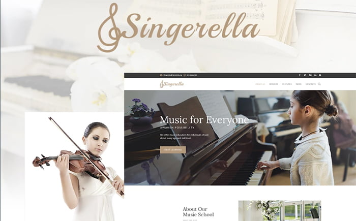 64732-big - 5 Premium WordPress Templates for Music Websites