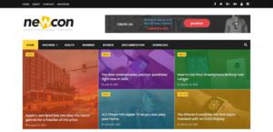 NewCon-News_Magazine-Responsive-Blo_-http___newcon-themexpose.blogspot.com_-300x145 - 67+ Blogger BEST Free Responsive News Templates [year]