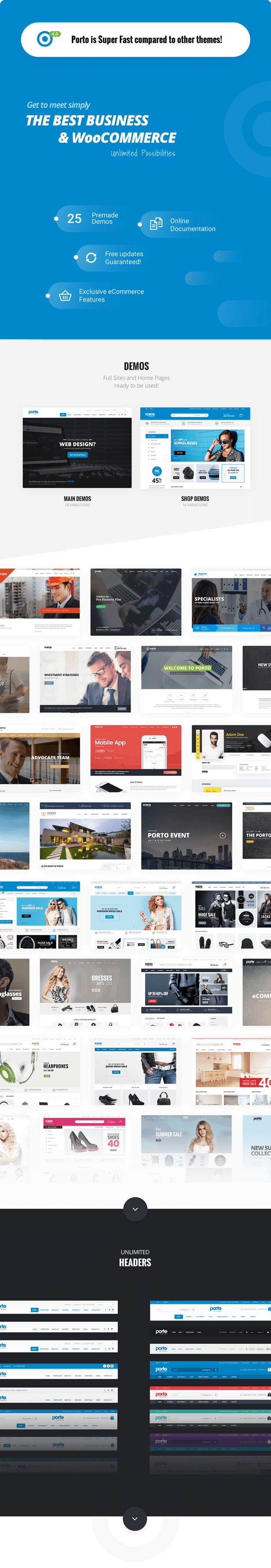 Porto2 - Porto Responsive WordPress eCommerce Theme