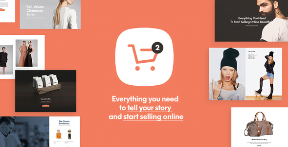 Shopkeeper - Shopkeeper eCommerce WordPress Theme [year]