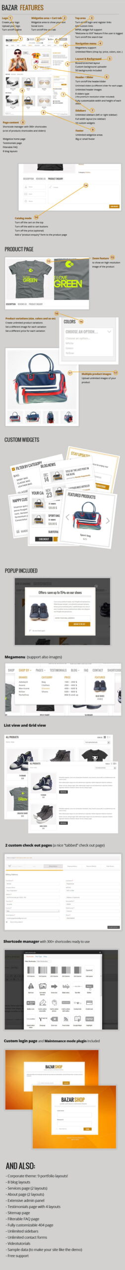 Bazar-Shop - Bazar Shop Multi-Purpose e-Commerce Theme [year]