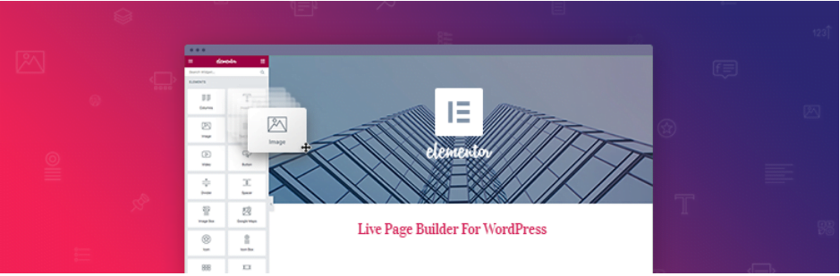 Elementor-Page-Builder - 9 Best Free WordPress Elementor Plugins Compared
