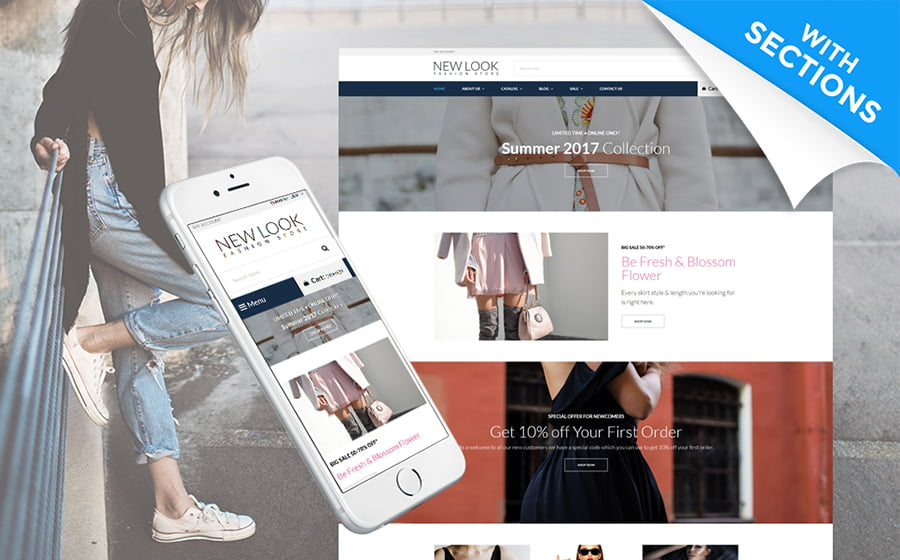 Multifly_shopify - Best 10 Shopify Themes For Arts And Photography Websites