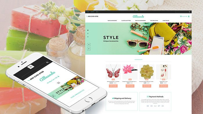 Cadeaux-Fully-Responsive-PrestaShop-Template - Bring Joy to Your Clients with 20 Inspiring Holiday & Gifts Templates [year]
