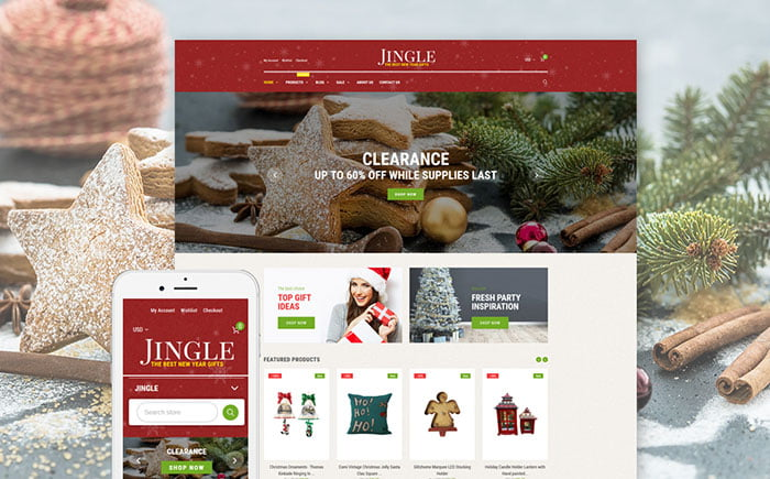 Holiday-Gifts-Decorations-Shopify-Template - Bring Joy to Your Clients with 20 Inspiring Holiday & Gifts Templates [year]