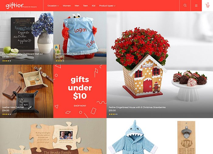 Holiday-Presents-Store-Magento-2-Theme-1 - Bring Joy to Your Clients with 20 Inspiring Holiday & Gifts Templates [year]