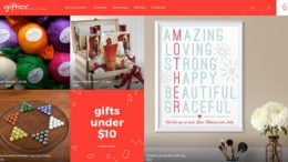 Holiday Presents Store Magento 2 Theme