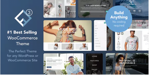 Flatsome-e1552193445458 - 110+ Best Free ECommerce WordPress Themes 2019