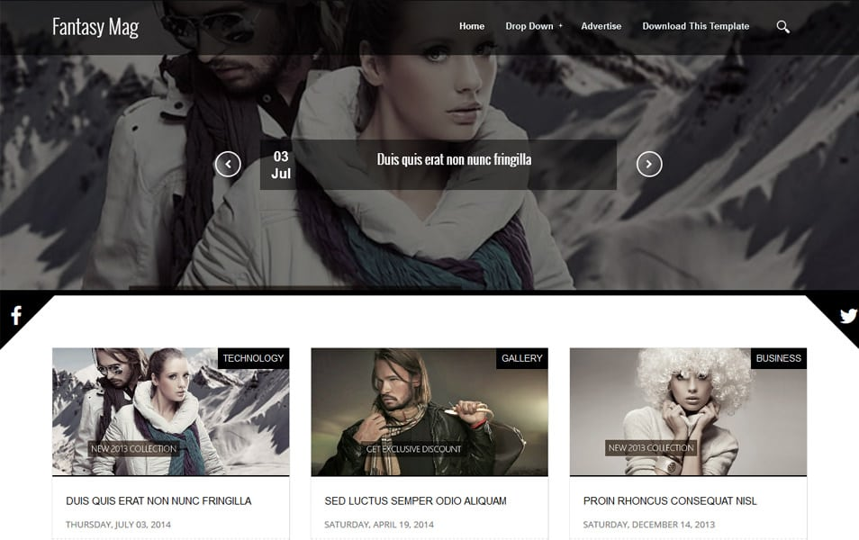 Fantasy-Mag-Responsive-Blogger-Template - 60+ Blogger Latest Free Gallery Style Templates [year]