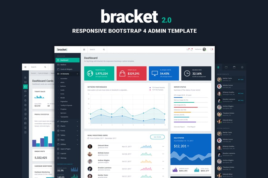 b7b49aee-ab70-4a6e-aeea-da48c7377aa0 - 110+ Top Best Free Bootstrap Admin Templates