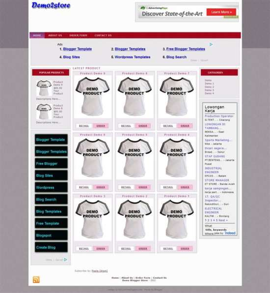 Demo2-Ecommerce-Blogger-Template-Custom-1 - 60+ Top Free Ecommerce Blogger Templates [year]