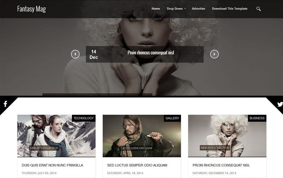 Fantasy-Mag-Responsive-Blogger-Template1 - 50+ Top Free Grid Style Blogger Templates 2019