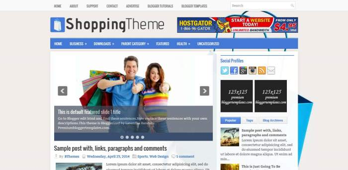 ShoppingTheme-Blogger-Template-1 - 60+ Top Free Ecommerce Blogger Templates [year]