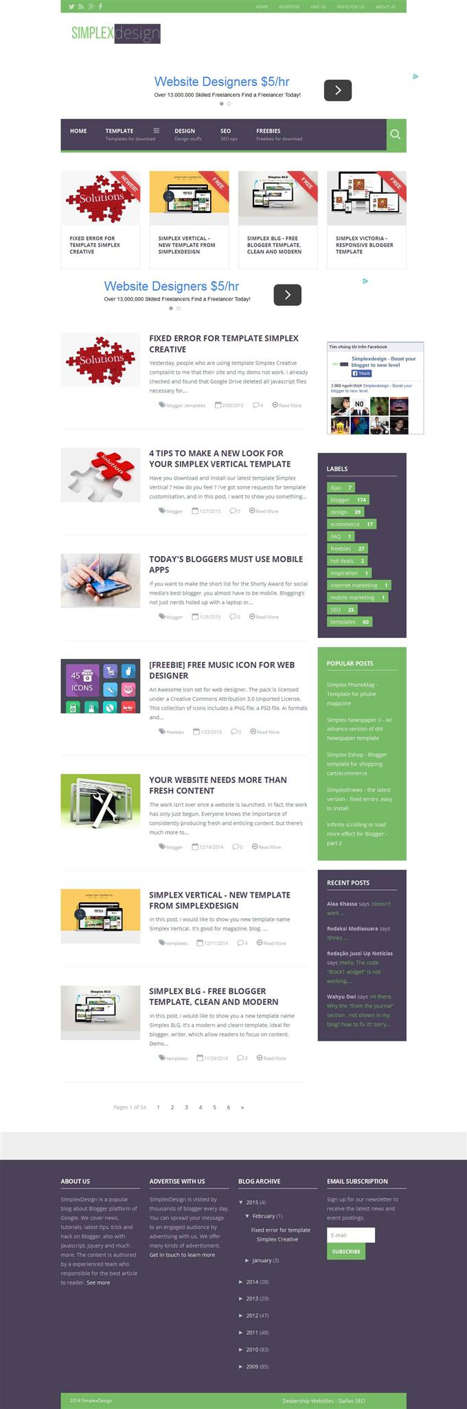 Simplex-Eshop-Blogger-template-for-shopping-cart-ecommerce-Custom - 60+ Top Free Ecommerce Blogger Templates [year]