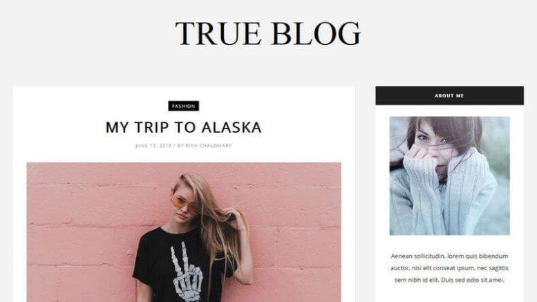 True-Blog
