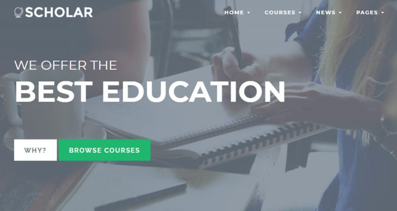 scholar-800x425 - 50+ Top Free Education Blogger Templates 2019