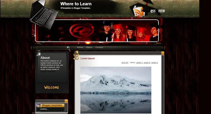 where-to-learn-800x434 - 50+ Top Free Education Blogger Templates 2019