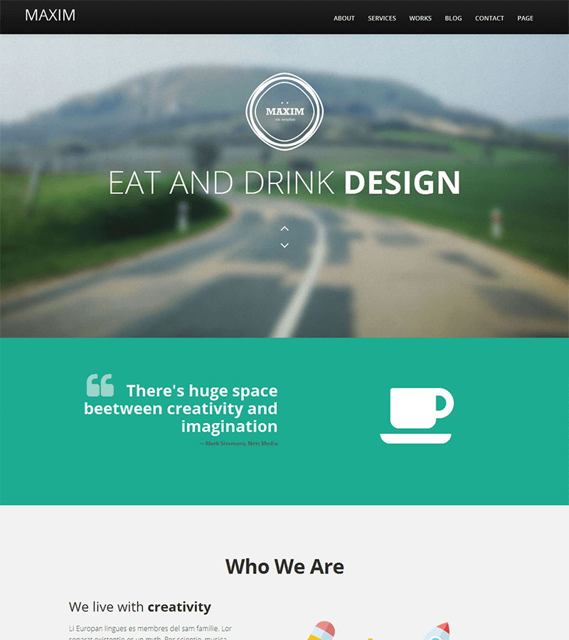 800-8 - 110+ Free Bootstrap HTML Responsive Templates 2019