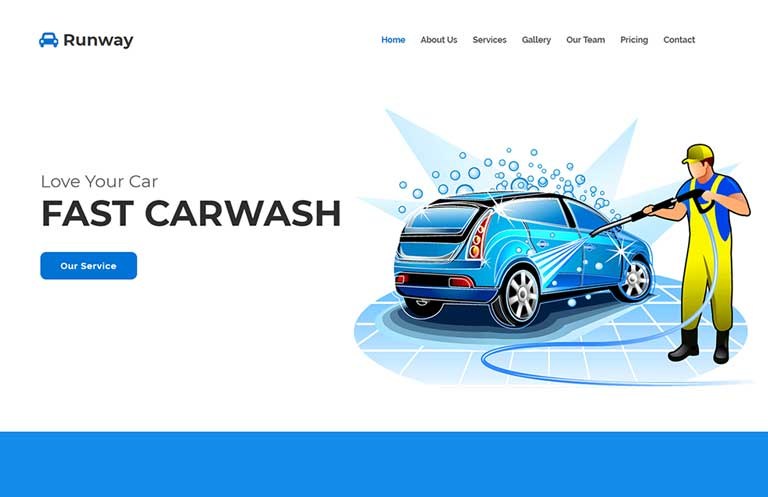 Automobile - 75+ Free Responsive Automobile HTML Template 2019
