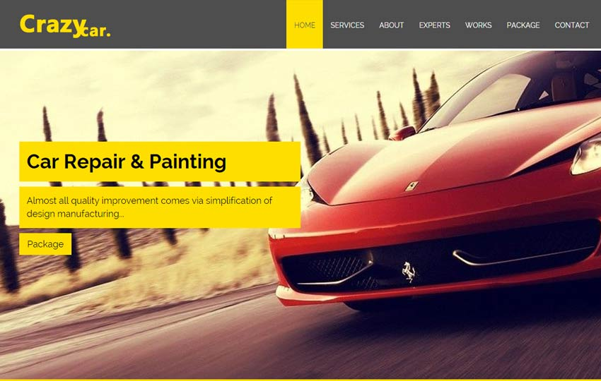 Crazy-Car-Repair-Flat-Bootstrap-HTML5-Template