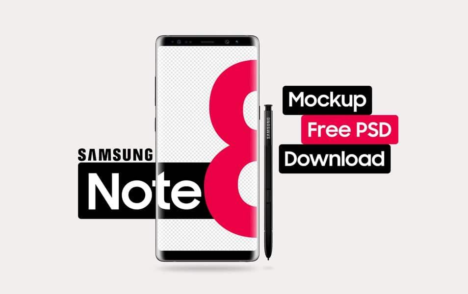 Free-Samsung-Galaxy-Note-8-Mockup-PSD